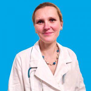 Anna Kuzenko Allergologa a Vicenza